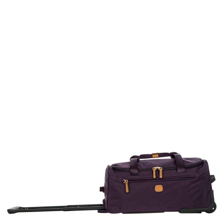 """X-Bag 21"""" Carry-On Rolling Duffle Bag"""