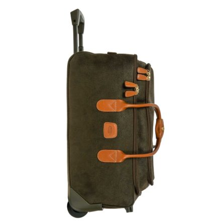 "Life 21"" Carry-On Rolling Duffle Bag"