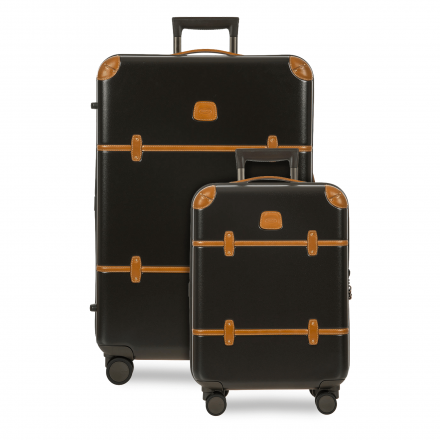 BRIC'S Bellagio 2-Piece Luggage Set in Black