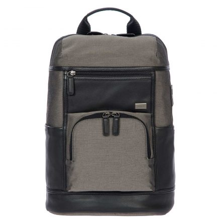 Torino Urban Backpack - Black & Gray | Brics Travel Bags