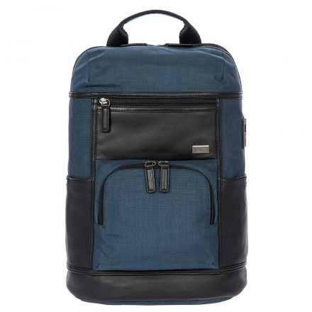 Torino Urban Backpack - Black & Blue | Brics Travel Bags