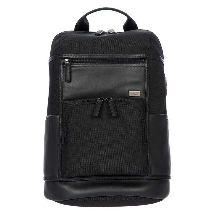 Torino Urban Backpack - Black | Brics Travel Bags