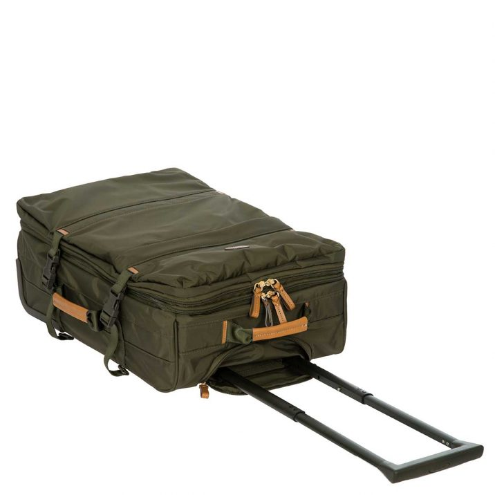 "X-Bag 21"" Montagna Trolley - Olive 