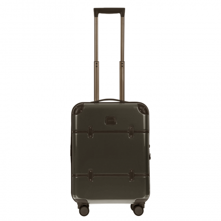 BRIC'S Bellagio v1 21″ Carry-On Spinner Trunk – Olive Green | BBG08301.878