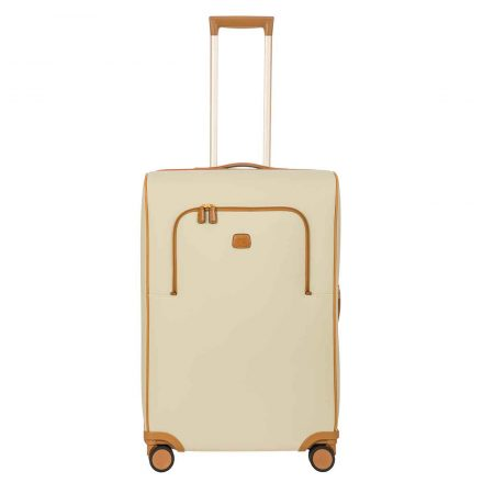 "FIRENZE 32"" SPLIT FRAME TROLLEY - CREAM"