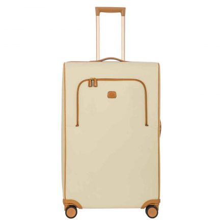 "FIRENZE 27"" SPLIT FRAME TROLLEY - CREAM"