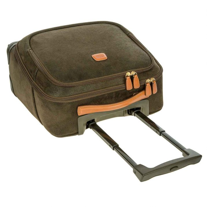 LIFE TROLLEY SMALL - OLIVE GREEN