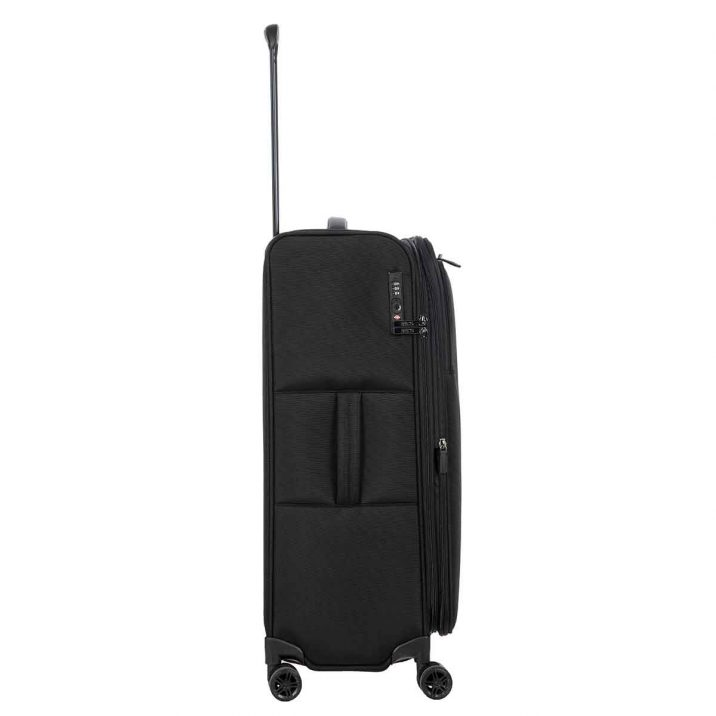 """B Y Zeus 30"""" Expandable Spinner - Black"""